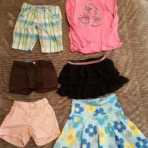 Girls Clothing Bundle. Size 8
